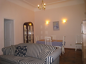 Apartment in the city center, Deux chambres, 002