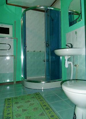 Уютный коттедж в Яремче, 1-комнатная, 011
