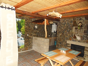 Cozy cottage in Yaremche, Studio, 003