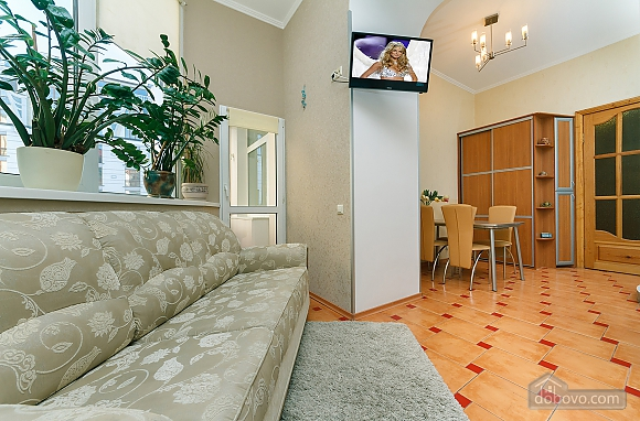 Cozy one bedroom apartment in the center of Kiev, Zweizimmerwohnung (22818), 011