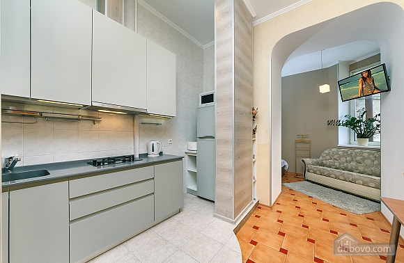 Cozy one bedroom apartment in the center of Kiev, Zweizimmerwohnung (22818), 014