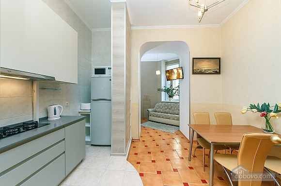 Cozy one bedroom apartment in the center of Kiev, Zweizimmerwohnung (22818), 015