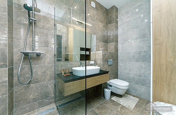 Cozy one bedroom apartment in the center of Kiev, Zweizimmerwohnung (22818), 018