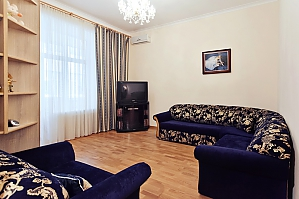 Cozy one bedroom apartment in the center of Kiev, Una Camera, 001