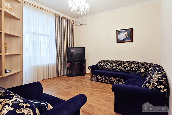 Cozy one bedroom apartment in the center of Kiev, Zweizimmerwohnung (22818), 001