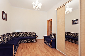 Cozy one bedroom apartment in the center of Kiev, One Bedroom, 003