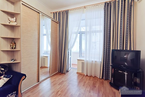 Cozy one bedroom apartment in the center of Kiev, Zweizimmerwohnung (22818), 006