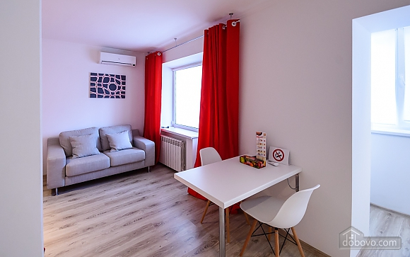 Spacious studio apartment with balcony, Studio (46455), 006