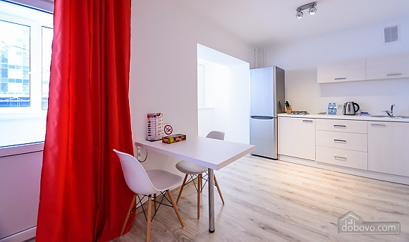 Spacious studio apartment with balcony, Studio (46455), 007