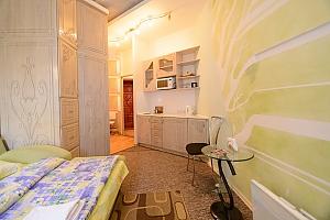 Studio apartment on Mala Zhytomyrska (522), Studio, 003