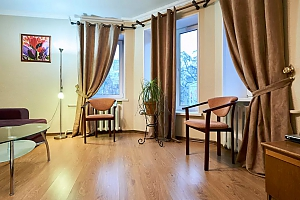 Sophisticated flat on Podil, Zweizimmerwohnung, 004