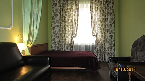 Apartment in Chernihiv, Un chambre, 001