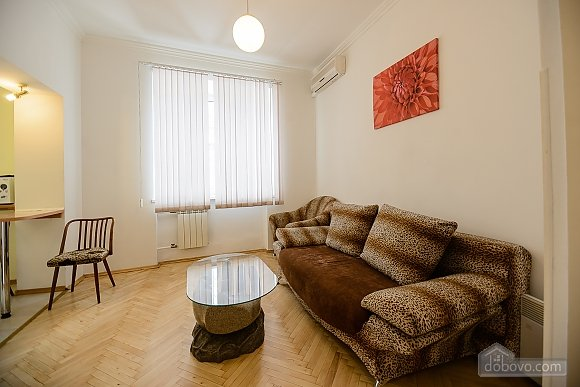 One bedroom apartment on Triokhsviatytelska (602), One Bedroom (60599), 005