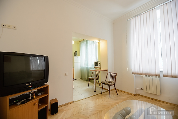 One bedroom apartment on Triokhsviatytelska (602), One Bedroom (60599), 006