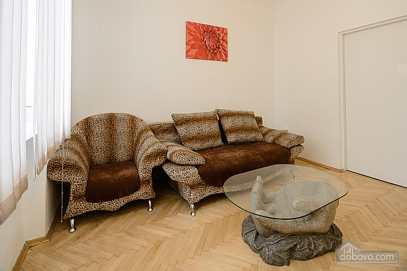 One bedroom apartment on Triokhsviatytelska (602), One Bedroom (60599), 008