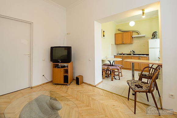 One bedroom apartment on Triokhsviatytelska (602), One Bedroom (60599), 009