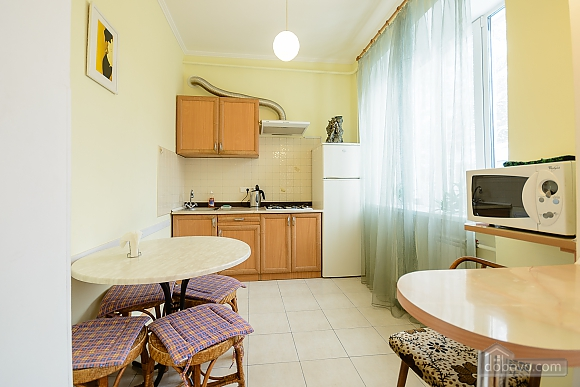 One bedroom apartment on Triokhsviatytelska (602), One Bedroom (60599), 010