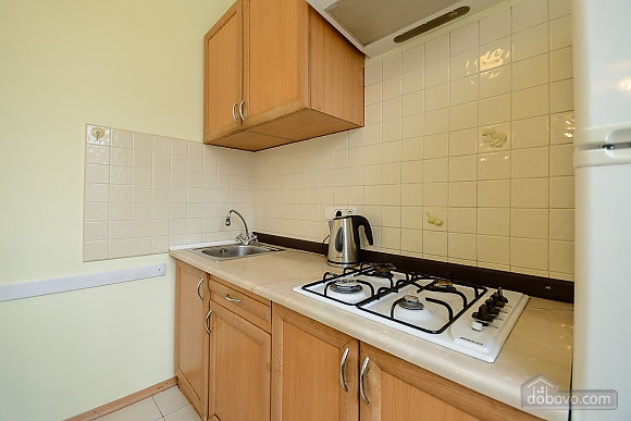 One bedroom apartment on Triokhsviatytelska (602), One Bedroom (60599), 012