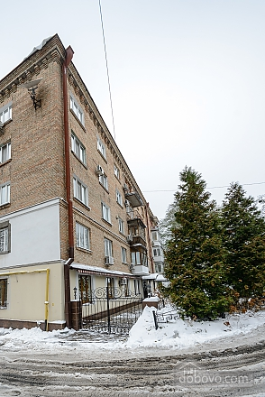 One bedroom apartment on Triokhsviatytelska (602), One Bedroom (60599), 019