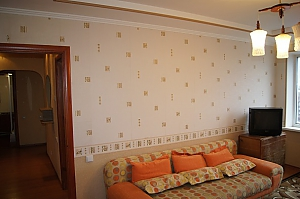 Warm apartment in Zhytomir city center, Una Camera, 003