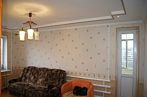Warm apartment in Zhytomir city center, Una Camera, 004