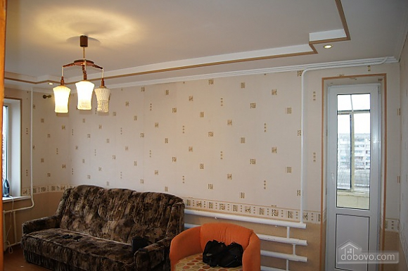 Warm apartment in Zhytomir city center, One Bedroom (17907), 004