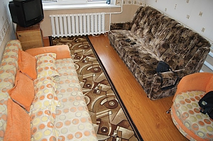 Warm apartment in Zhytomir city center, Una Camera, 012
