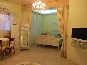 Люкс апартаменти в центрі, 1-кімнатна, 001