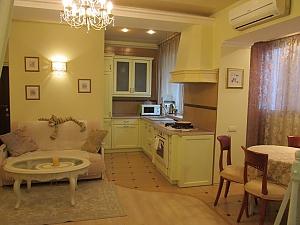 Люкс апартаменти в центрі, 1-кімнатна, 002