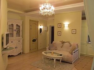 Люкс апартаменти в центрі, 1-кімнатна, 003