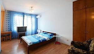 Красива квартира з кондиціонером, 1-кімнатна, 002
