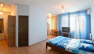 Красивая квартира с кондиционером, 1-комнатная, 003
