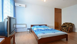 Nice apartment with air conditioner, Studio, 001