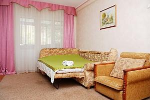 Квартира недалеко от метро Дружбы Народов, 1-комнатная, 001