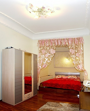 Luxury apartment in the city center, Deux chambres, 003