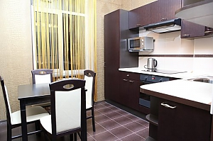 VIP penthouse on Kreshchatyk , Una Camera, 004