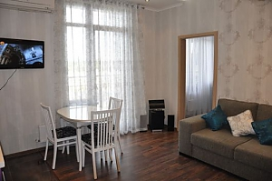 Luxury with balcony in the city center, Zweizimmerwohnung, 003