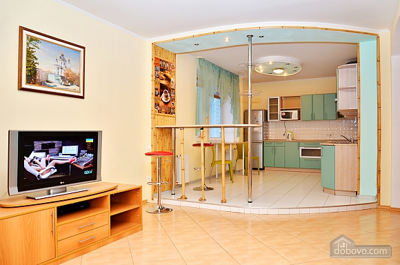 Panoramic view to Lavra, One Bedroom (13896), 007