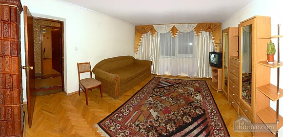 With a big kitchen in Truskavets, Un chambre (53504), 001
