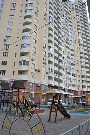 Современная квартира возле метро Петровка, 1-комнатная, 009