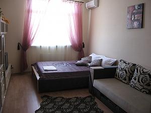 Очень уютная квартира в новом доме возле метро Оболонь, 1-комнатная, 001