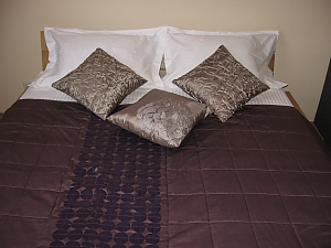 Очень уютная квартира в новом доме возле метро Оболонь, 1-комнатная, 003