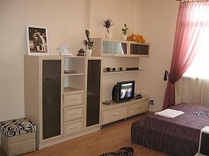 Очень уютная квартира в новом доме возле метро Оболонь, 1-комнатная, 004