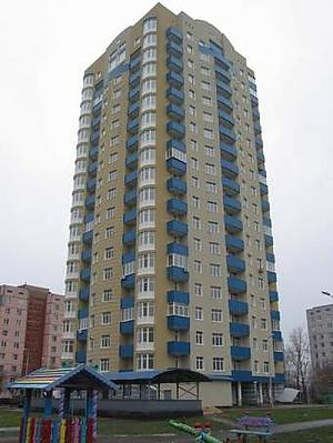 Очень уютная квартира в новом доме возле метро Оболонь, 1-комнатная, 013