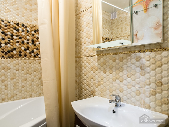 New apartment with a stylish renovation, One Bedroom (12129), 014
