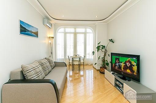 Свіжа квартира в центрі, 2-кімнатна (40178), 002