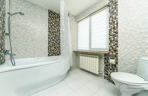 Свіжа квартира в центрі, 2-кімнатна (40178), 008