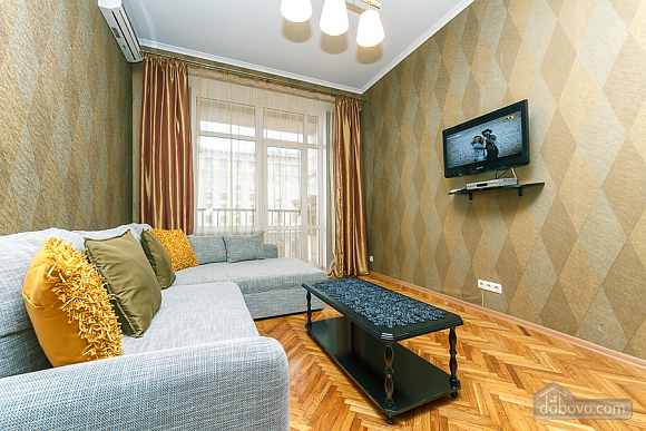 Luxury apt on Kreschatyk, Un chambre (65843), 006