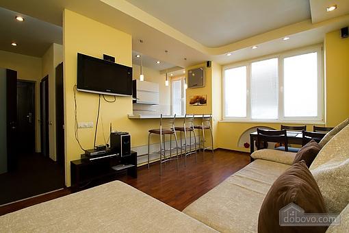 Lounge apartment in Kiev center, Dreizimmerwohnung (23500), 010