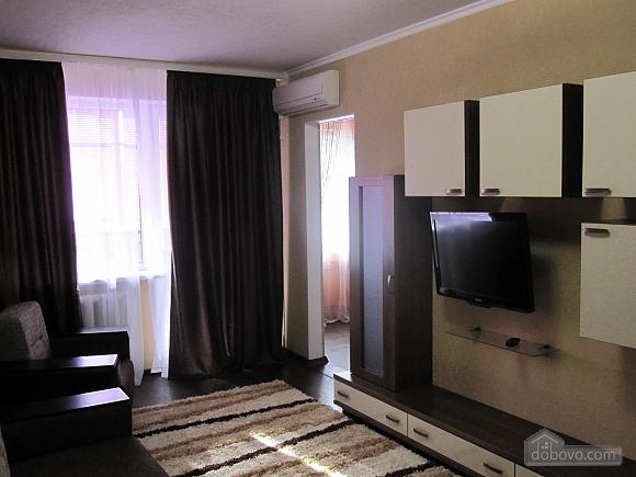 Комфортабельная квартира с евроремонтом в центре, 1-комнатная (77323), 001
